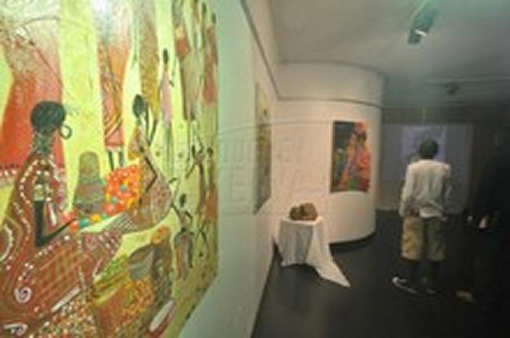 Art Exhibition in Kenya