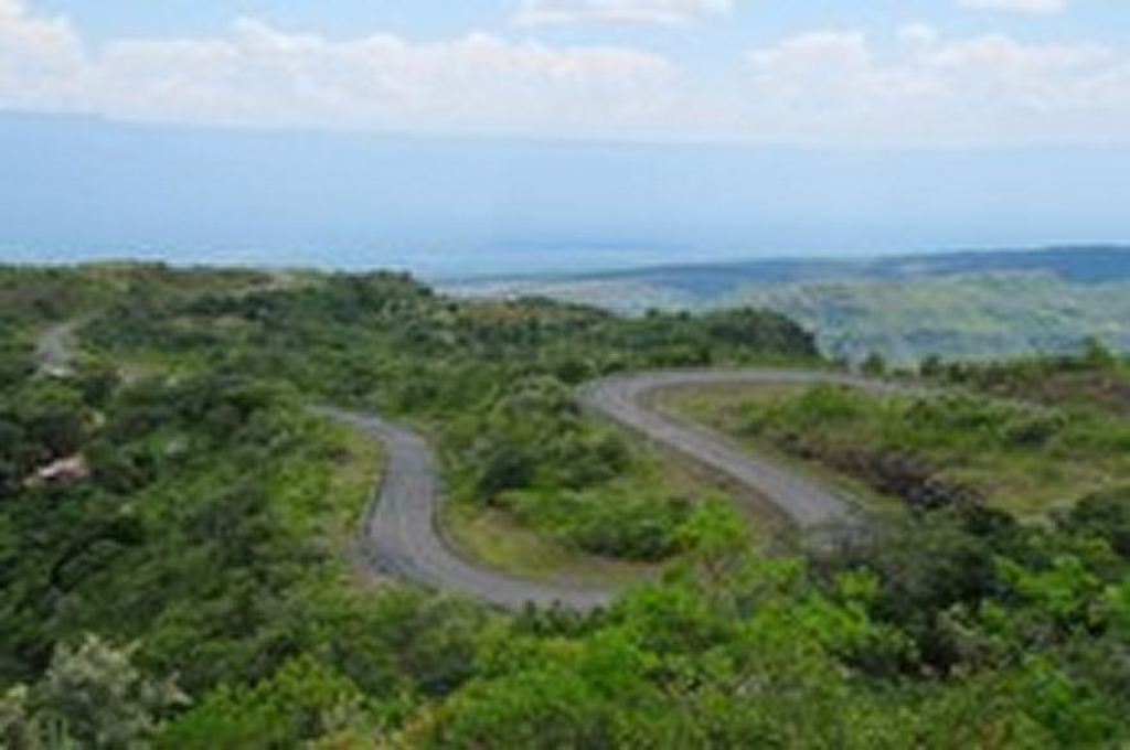 Drive to Kabarnet