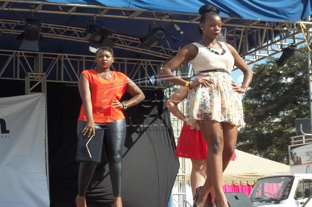 Nairobi Fashion Market