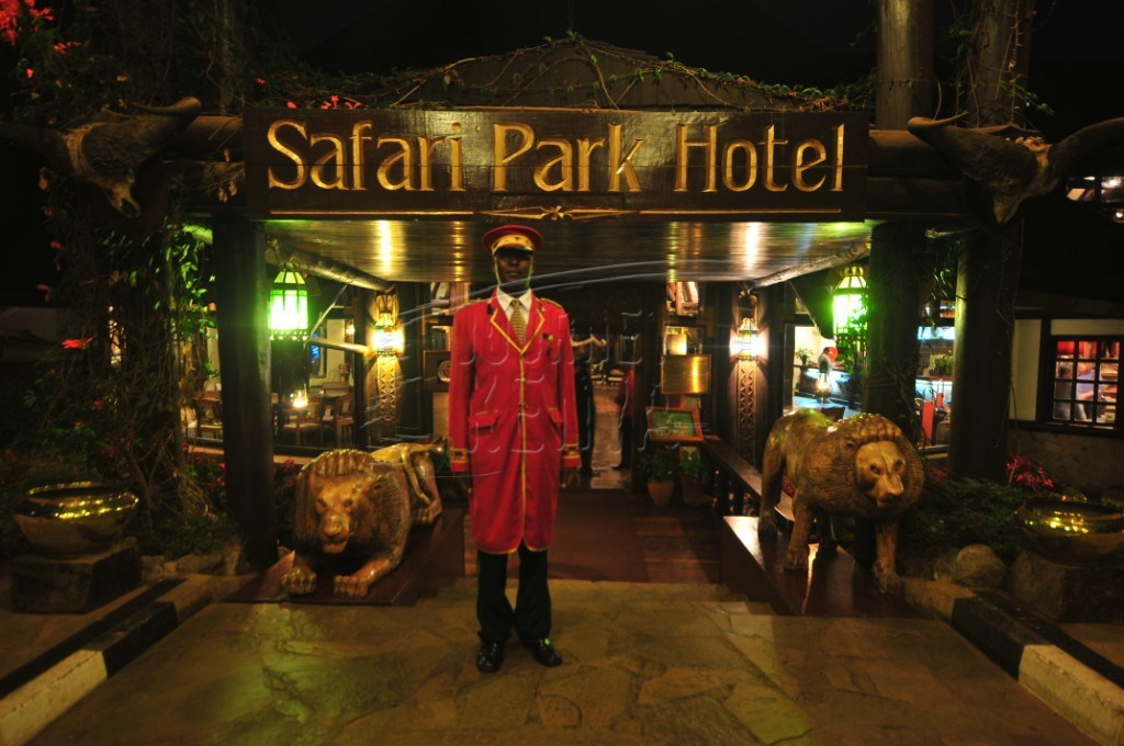 The Safari Park Hotel's Nyama Choma Ranch is one of the most popular steak houses in Nairobi