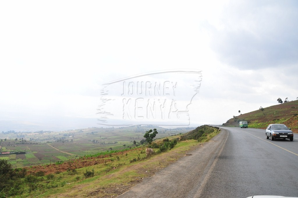 Highway to the Great Rift Valley