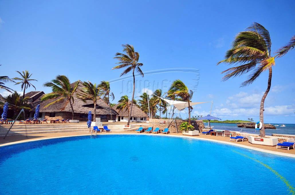 Hemingways Watamu Resort is located on the pristine beach in Watamu