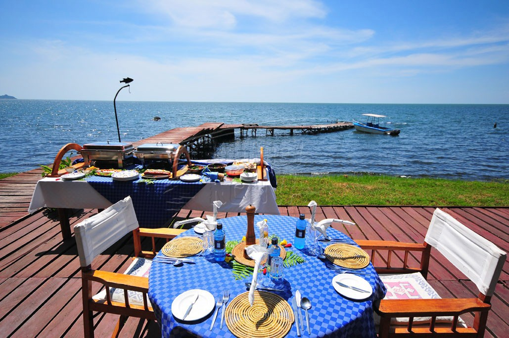 Mfangano Island Camp on Lake Victoria