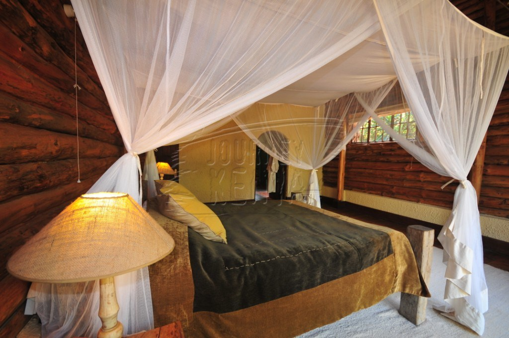 A luxurious tree house at Ngong House