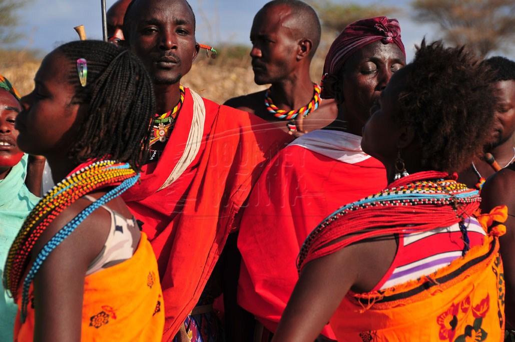 The Samburu-close cousins of the El Molo people
