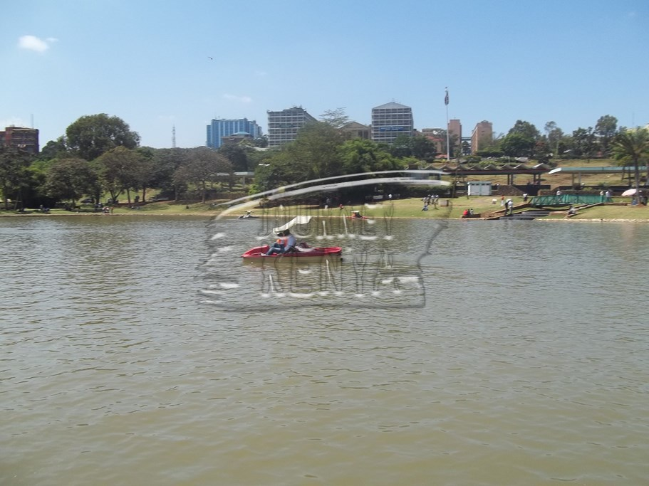 Uhuru Park in Nairobi