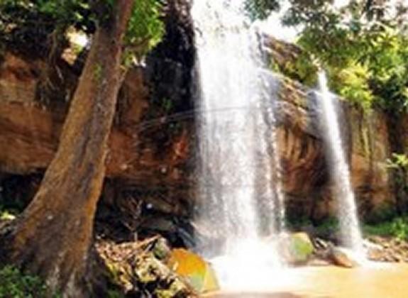 Sheldrick Falls Shimba