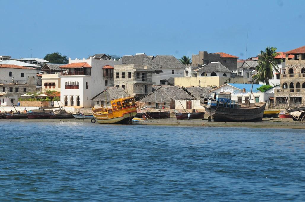 Lamu Island is a popular destination