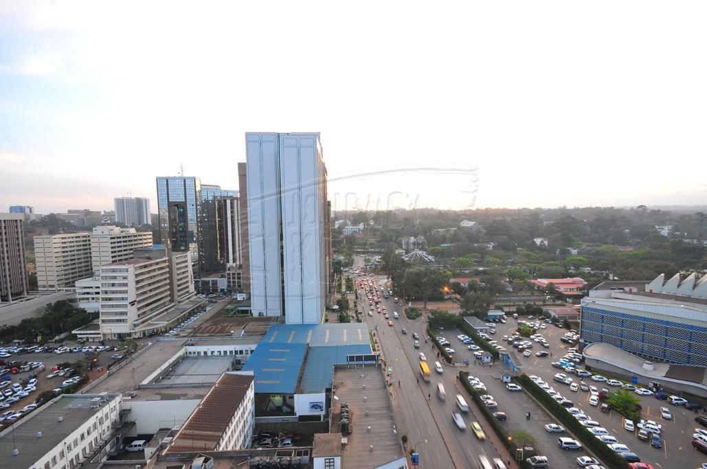 Nairobi has the largest international airport in Kenya