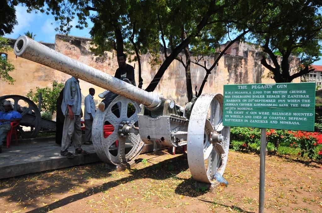 Historical tour destination
