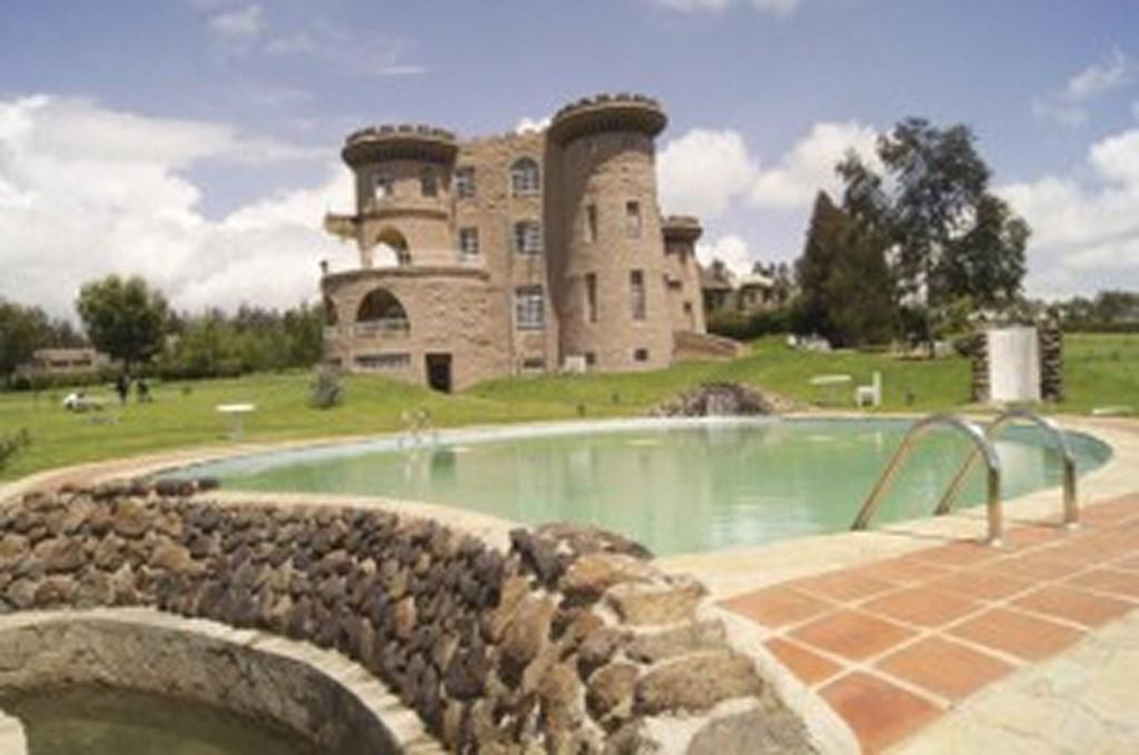 Tafaria Castle at Aberdare Forest