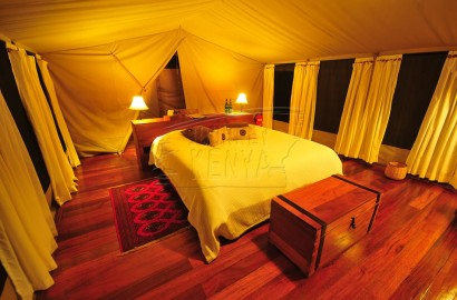 Guest Tented Camp