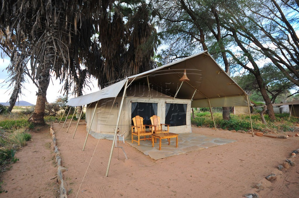 Elephant Bedroom Camp in Samburu National Reserve