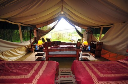 Luxurious Tented Camp