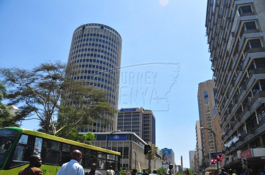 Moi Avenue Streets, Nairobi