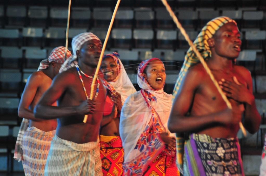 Kenya Traditional Dancers