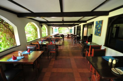 Lake Baringo Dining Area