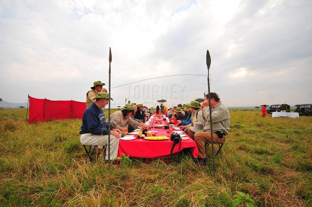 Keekorok Lodge, Maasai Mara