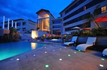 Elegant Tribe hotel