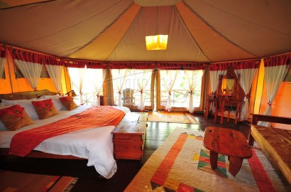 Tipilkwani Tented Camp