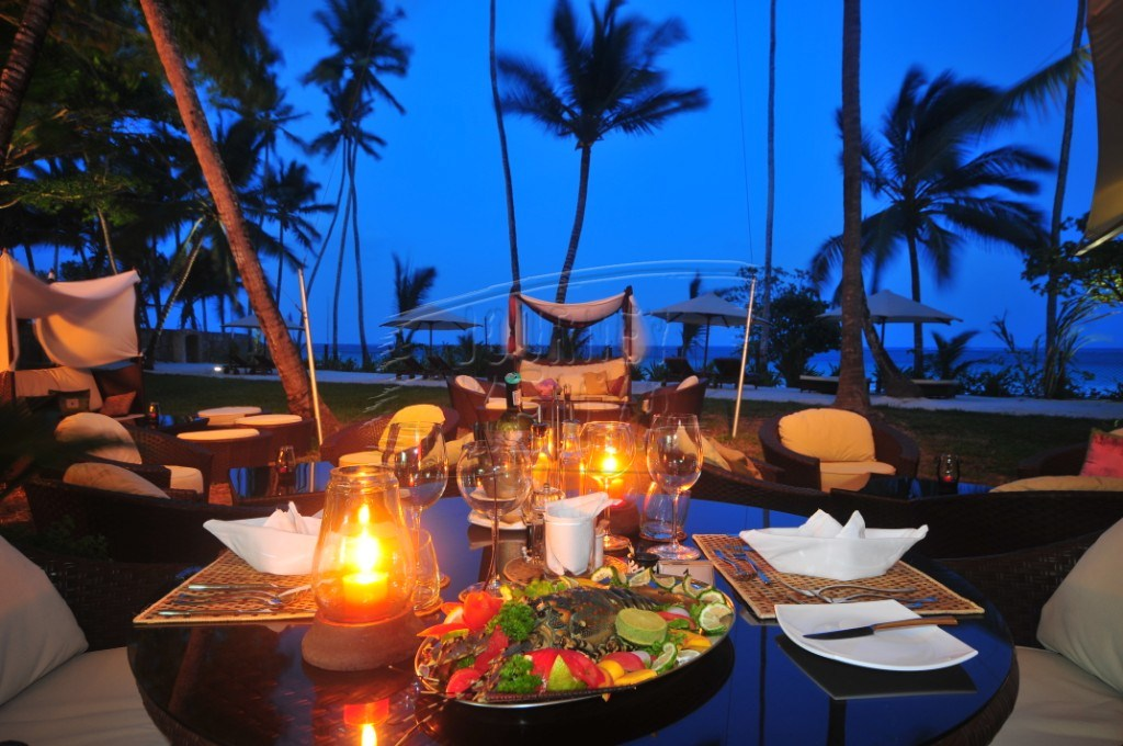 Almanara Luxury Resort Diani Beach Kenya