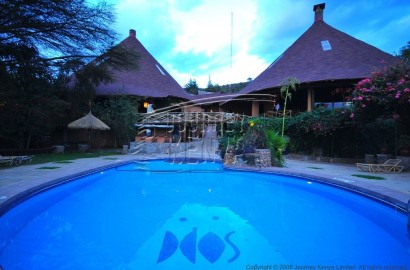 Maasai Mara Sopa Lodge