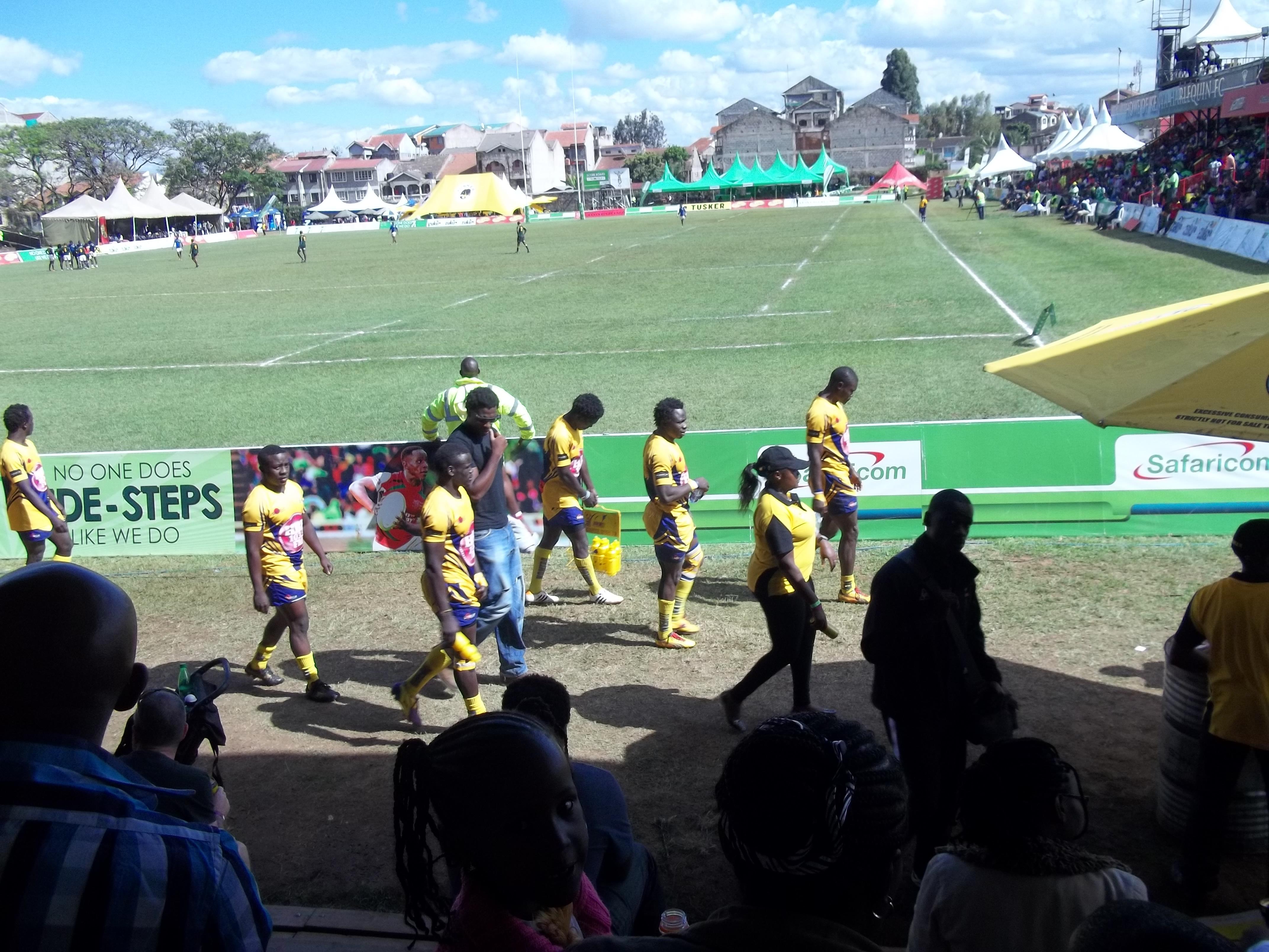 Nairobi Stadium