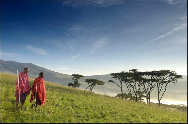 Maasai Mara National Reserves