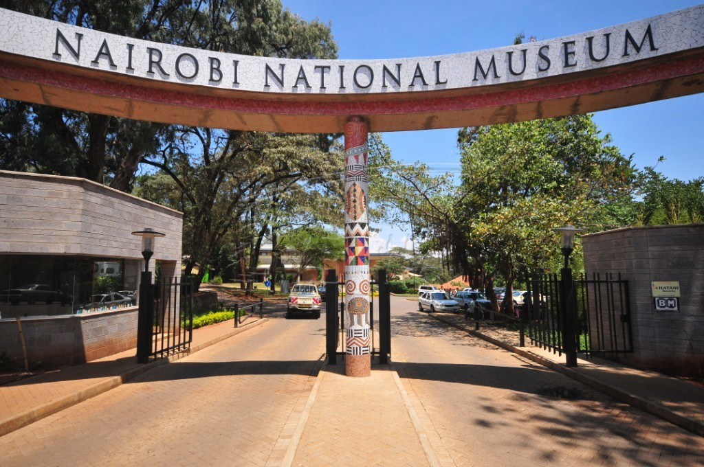 Nairobi National Museum, a popular venue for the Kwani Litfest